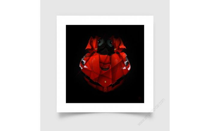 LaFerrari - Signed & Limited Photography