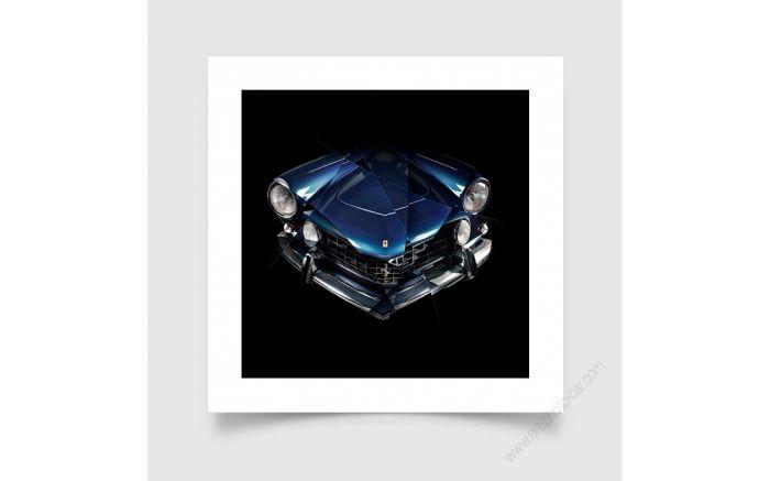 Ferrari 250 gte Photo - Signed & Limited Fine Art Print