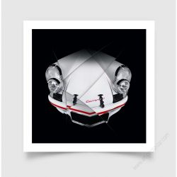 Fine Art Print Porsche 911 Carrera 2.7 RS