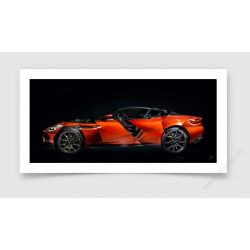 Tirage d'art Aston Martin DB11 II