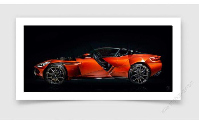 Aston Martin DB11 Photo | Tirage d'art signée & limitée
