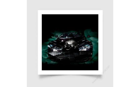 Aston Martin DBS Photo - Signed & Limited Fine Art Print