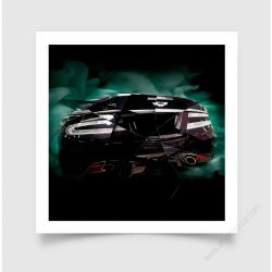 Fine Art Print Aston Martin DBS 2016 III
