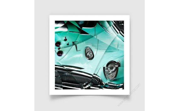 Buick Photo - Tirage d'art signé & limité