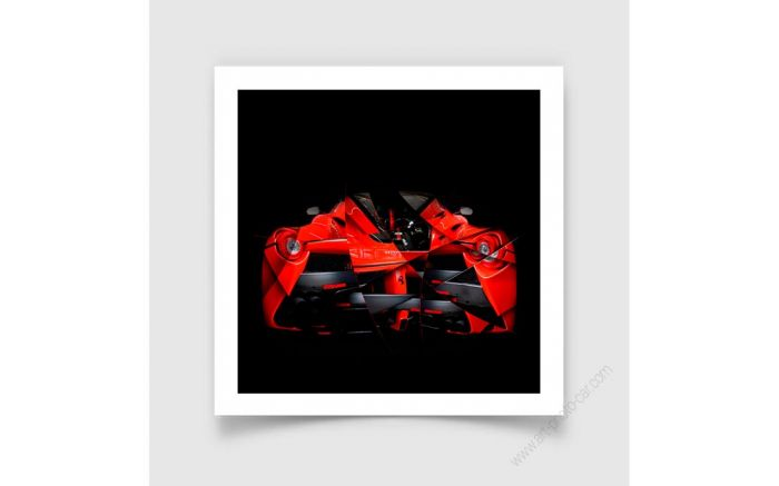 LaFerrari - Signed & Limited Fine Art Print