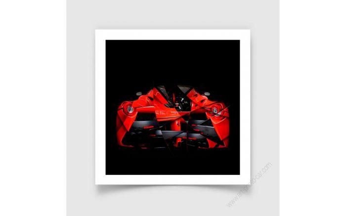 LaFerrari Tirage d'art automobile