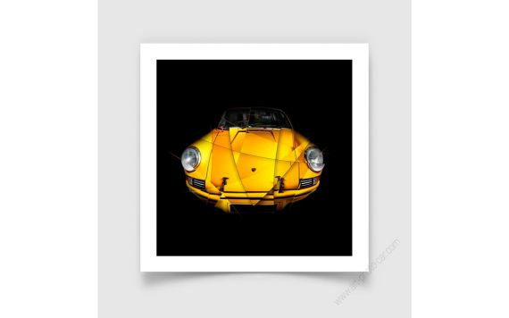 Porsche 911 2,7 RS I limited edition Fine Art Print