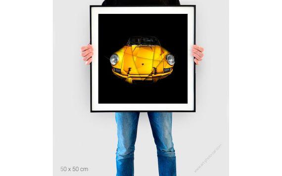 Porsche 911 2,7 RS Tirage d'Art