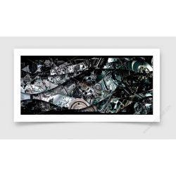 Fine Art Print Motorbreath IV