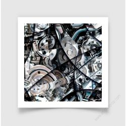 Motor - Photography Signed & Limited
