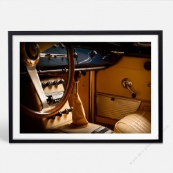 Ferrari 250 GTE II Photography Limited & Numbered