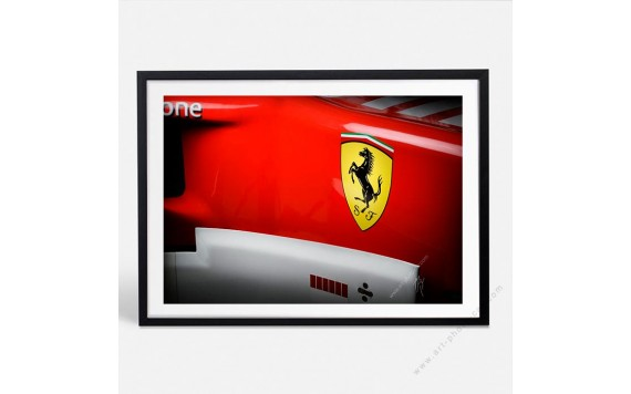Ferrari Formule 1 F248 photographie
