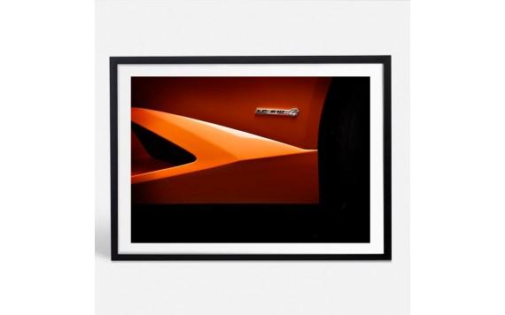 Lamborghini Huracan Orange photo