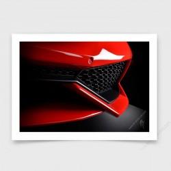 Lamborghini Huracan Rouge photo IV