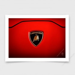 Lamborghini Huracan Red photo III