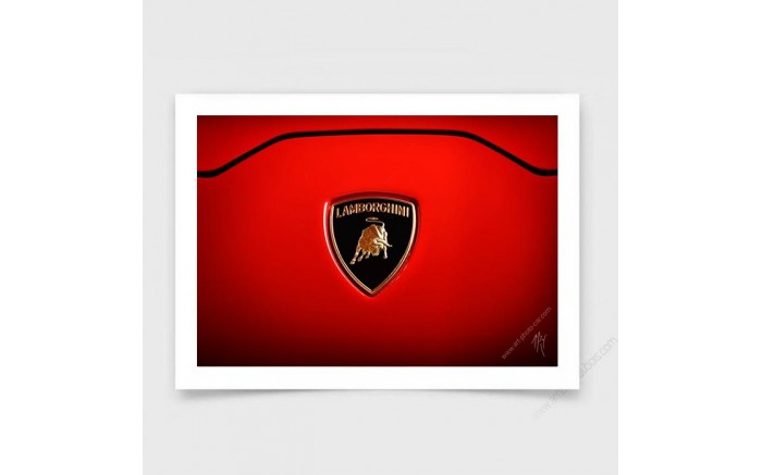 Lamborghini Huracan red photography