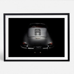 Porsche 356 A Carrera GS 1500 limited edition photo and posters