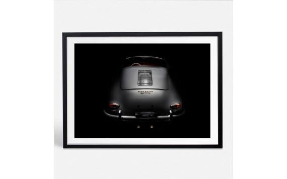 Porsche 356 A Carrera GS 1500 limited edition photo prints