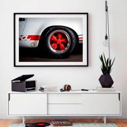 Porsche 911 Rs Carrera I Photography Limited & Numbered