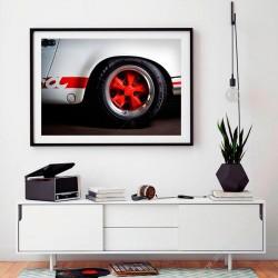 Porsche 911 Rs Carrera I Photographie Limitée