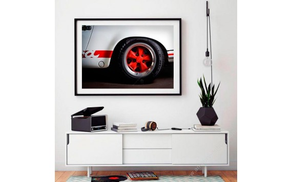 Porsche 911 Rs Carrera photo I