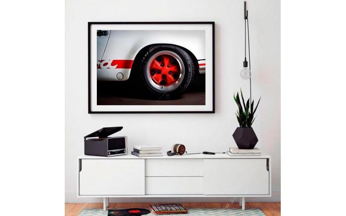 Porsche 911 Rs Carrera photo auto édition limitée
