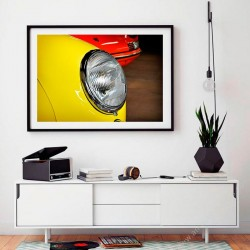 Porsche 356 BT6 V Photography Limited & Numbered