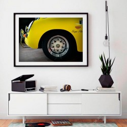 Porsche 356 BT6 IV Photography Limited & Numbered