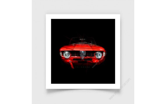 Fine Art Print Ferrari F248