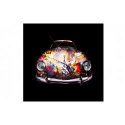 Art Photography Porsche 356 Pop Art