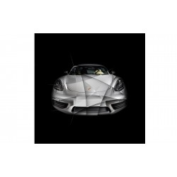 Art photography Porsche 718 Cayman S