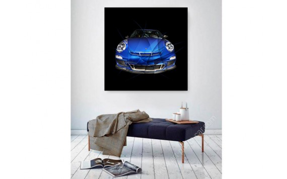 Art Photography Porsche 911 997 GT3 I