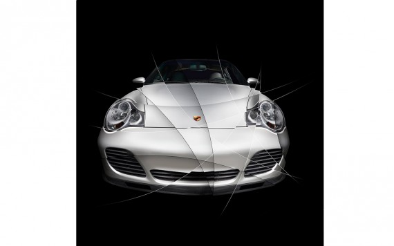 Art Photography Porsche 996 I