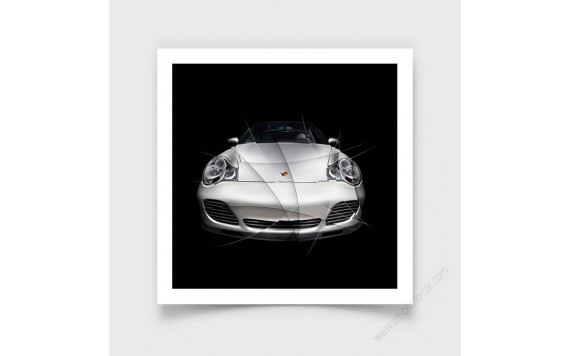 Fine Art Print Porsche 996 I