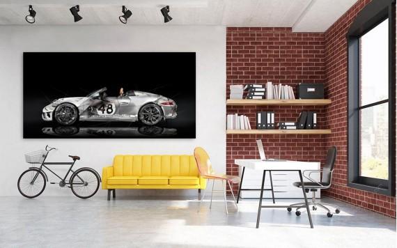 Art Photography Porsche Speedster