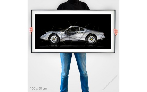 Ferrari Dino 246 GT Fine Art print Photography