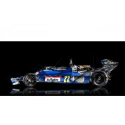 Art photography Formula 1 Jacky Ickx ENSIGN N177