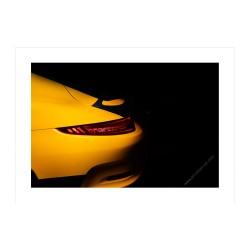 Porsche 911 type 991 GT3 Photographie I