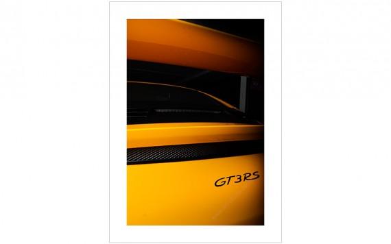 Porsche 911 type 991 GT3 Photographie II