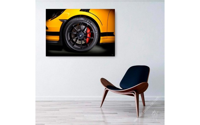Porsche 911 type 991 GT3 Photographie III