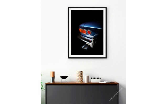Ferrari 330 GTC V Photography Limited & Numbered