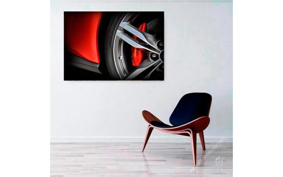 Ferrari Portofino Photographie automobile limitée VI