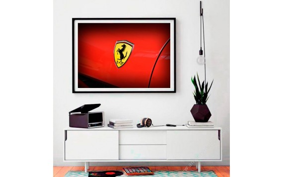Ferrari Portofino limited photography VII