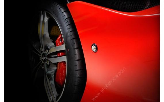 Ferrari Portofino photo automobile tirage limitée X