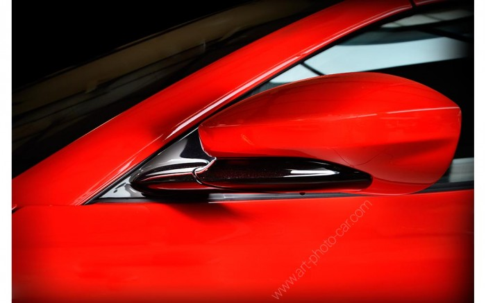 Ferrari Portofino limited edition automotive art XIII