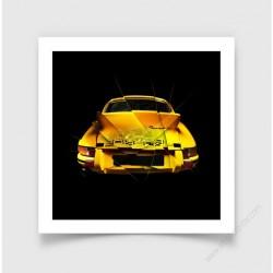 Fine Art Print Porsche 911 2.7 RS III