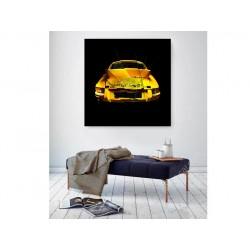 Art photography Porsche 911 2,7 RS III Back