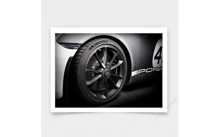 Porsche 911 Speedster edition limitée II