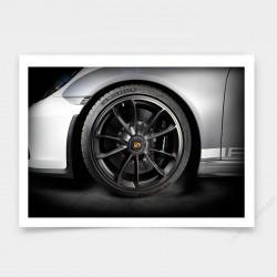 Porsche 911 Speedster Photographie III