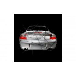 Art Photography Porsche 996 TURBO III
